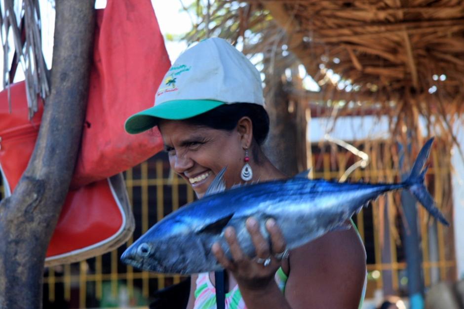 femme drôle poissons 4