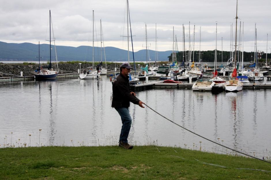 Doris cable marina