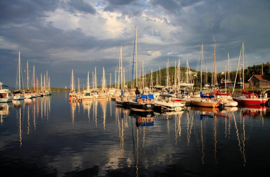 marina de Gaspé
