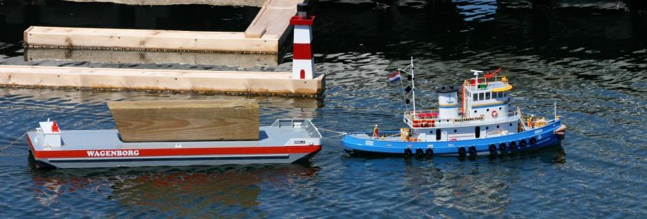 Sirius et barge